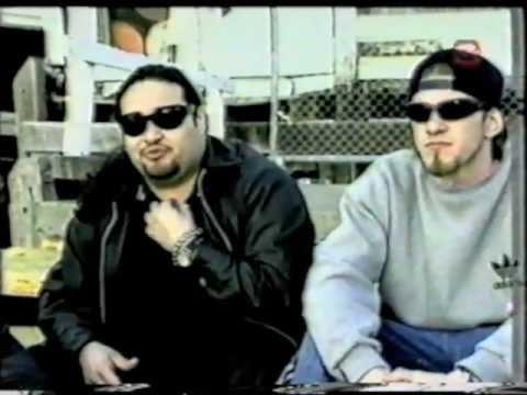 Fear Factory - 08-xx-96 Buzz Interview - Red TV