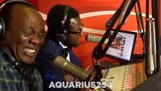 Khaligraph Jones Raps Stick,Miti Freestyle At Hot 96 HotBreakfast