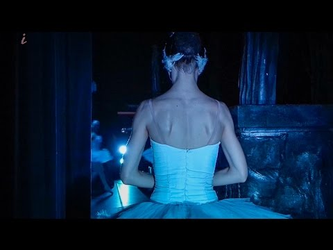 Day in Life of a Ballerina (starring Alexandra Timofeeva - Kremlin Ballet Company) +EngSubs