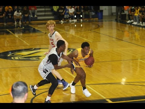 WNCC and North Platte Men's Basketball
