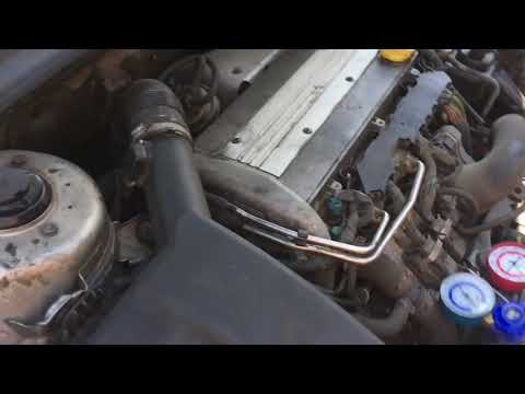 Saab 9-3 ac fill and common problem with ac systems