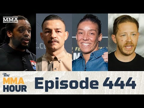 The MMA Hour Live -- July 30, 2018