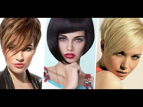 МОДНЫЕ СТРИЖКИ 2017 ЖЕНСКИЕ фото новинки стрижек. Fashion Haircut Trends 2017
