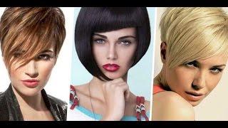 видео Короткие стрижки для тонких волос: модные виды и фото