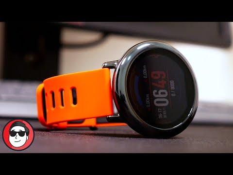 Unboxing Xiaomi Amazfit Smartwatch - Layar Kok Gitu?