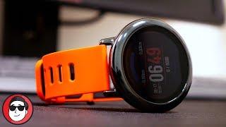Unboxing Xiaomi Amazfit Smartwatch - Layar Kok Gitu? Mp3