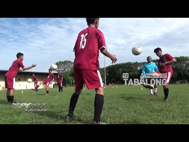 Sport Light - Latihan Sepak Bola POPDA 2020
