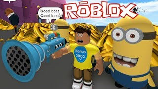 Roblox Escape the Minions Obby ! || Roblox Gameplay || Konas2002