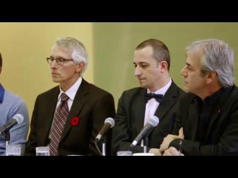 JSGS/La Cité - Roundtable/Table ronde - COP 21 - Climate change/Changements climatiques