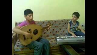 علي وجعفر - سكة حلب مقطوعة