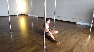 Midwest Pole Dance competition - Angela Rose Warnock - National Elite Division