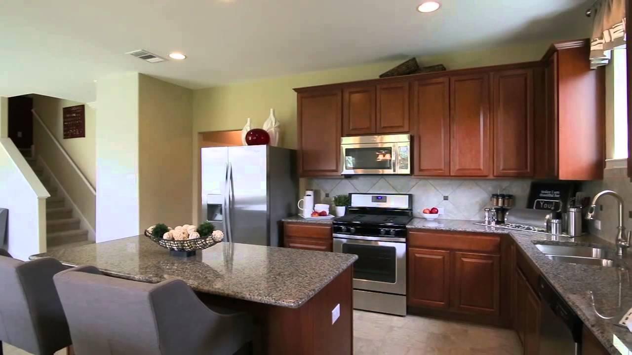 New Homes by Centex  Sandalwood Floorplan  YouTube