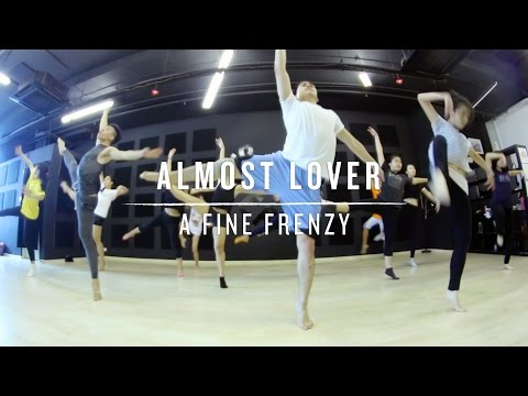 Almost Lover (A Fine Frenzy) | Wenjun Choreography