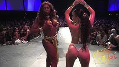 FEMALE FIGURE BODY BATTLE PART 2 AFRICA BALL 3