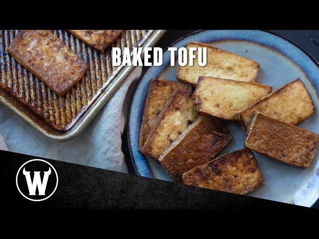 Baked Tofu | The Wicked Kitchen