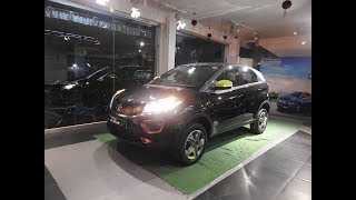 Tata Nexon Kraz & Kraz Plus Black & Neon Edition Detailed Review 2018