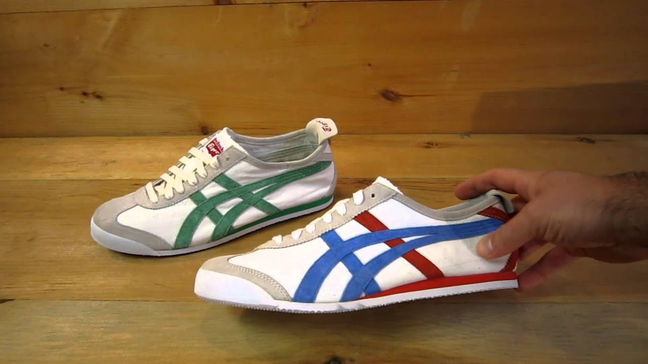 asics tiger shoes 2013