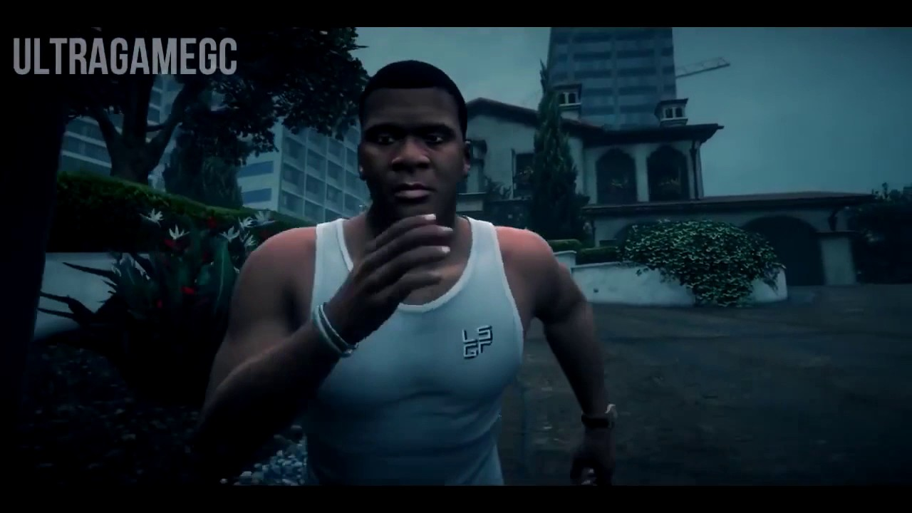 Gta V - Amanda And Franklin Have Fun  - Youtube-9779