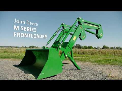 John Deere - Prednji utovarivač M serije