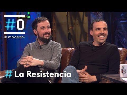 LA RESISTENCIA - Entrevista a Loulogio y Outconsumer | #LaResistencia 02.04.2018