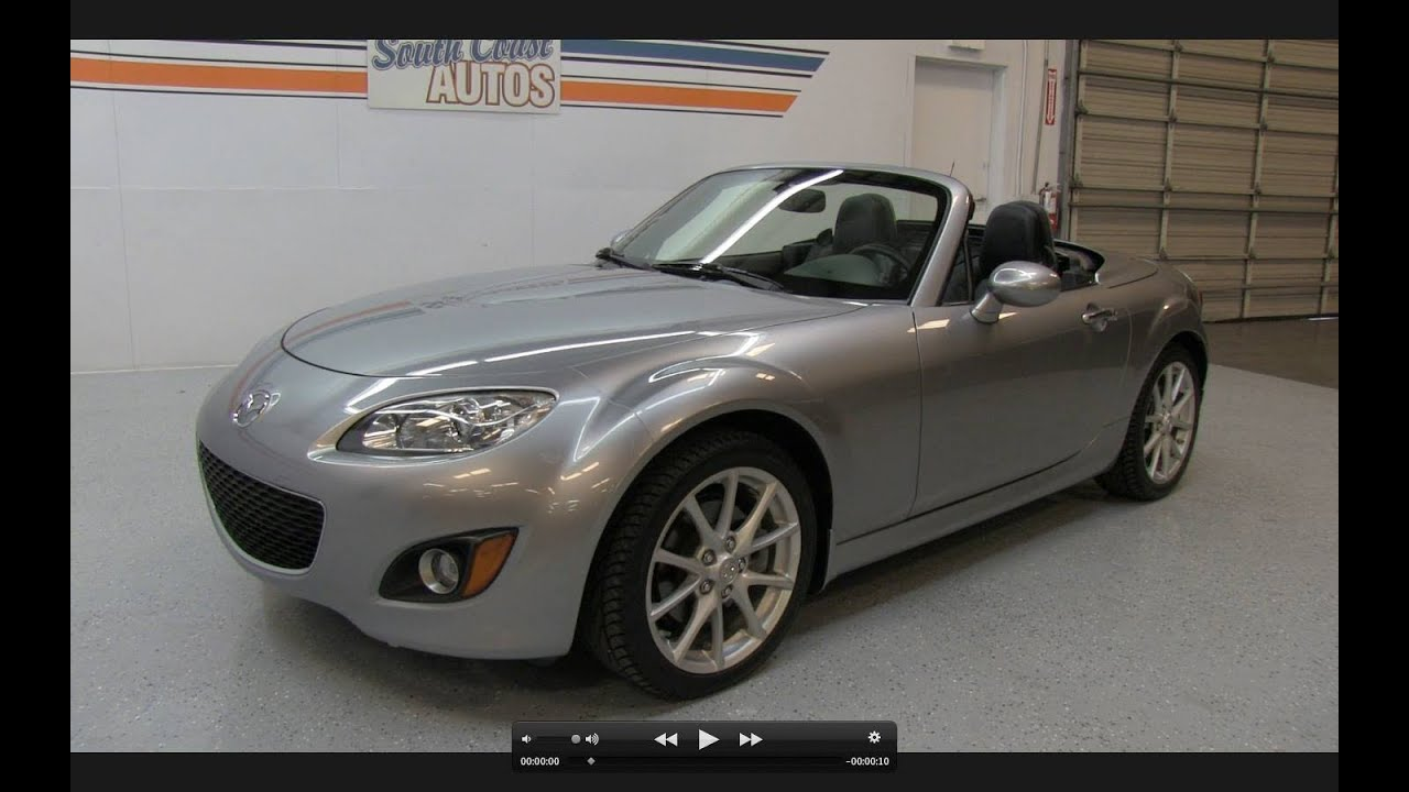 2010 mazda mx 5 miata grand touring start up exhaust and in depth tour youtube. Black Bedroom Furniture Sets. Home Design Ideas
