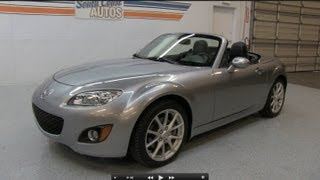 2010 Mazda MX-5 (Miata) Grand Touring Start Up, Exhaust, and In Depth Tour