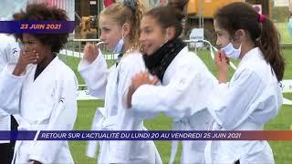 Yvelines | Retour sur l'actualité du lundi 20 au vendredi 25 juin 2021