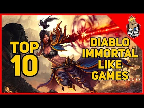 Top 10 Mobile Games Similar To Diablo Or Path Of Exile