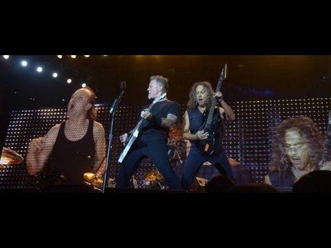 Metallica live in jakarta 2013