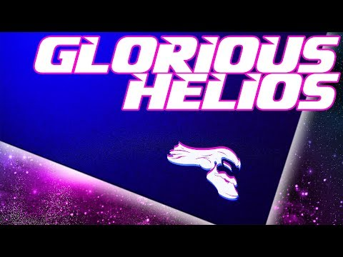 Glorious Helios Review: BEST Hard Mouse Pad??