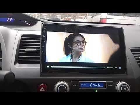 Магнитола Teyes для Хонда Цивик 4д