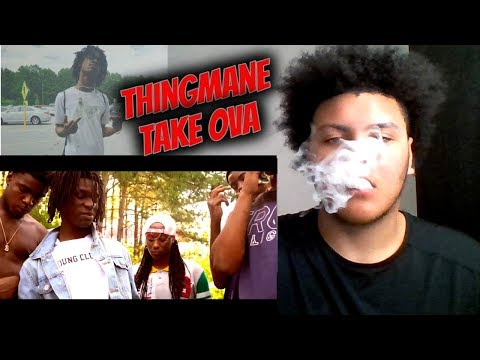 Yelllloooo!! Thing Mane Take Ova Official Music Video Reaction!!