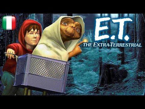 E.T. L'Extra-Terrestre - Longplay In Italiano