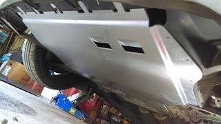 Skid plate for Volkswagen MKV Jetta Golf GTI MKVI R=Golf R