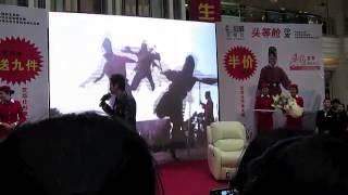 Video Kenny Ho at CHEERS promotion in Nanjing 2012/12/08 download MP3, 3GP, MP4, WEBM, AVI, FLV November 2019