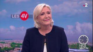 Les 4 Vérités - Marion Anne Perrine Le Pen, dite Marine Le Pen
