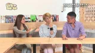 KBS 6月6日(金)放送、東京女神コレクション・Girls Happy StyleのT-...