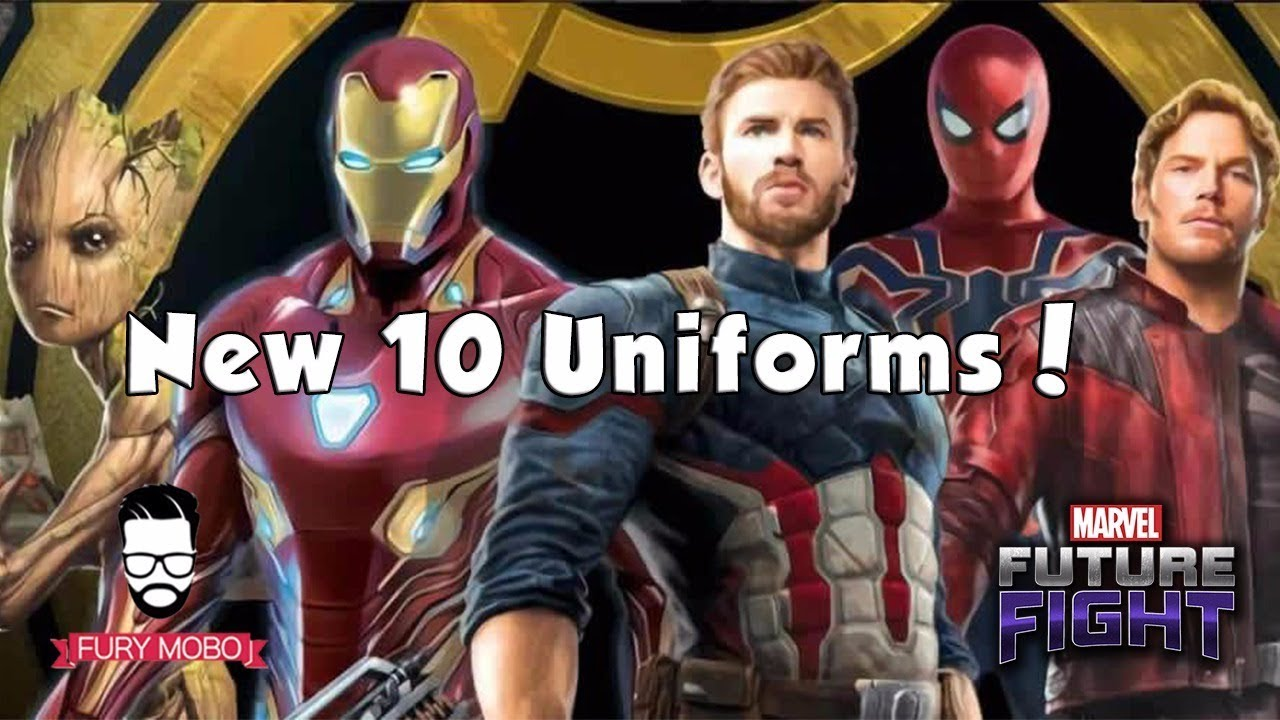 watch uniforms infinity avengers marvel unveiled uniform proxima fight midnight future war part