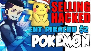 Scamming Children By Selling Hacked Pokemon