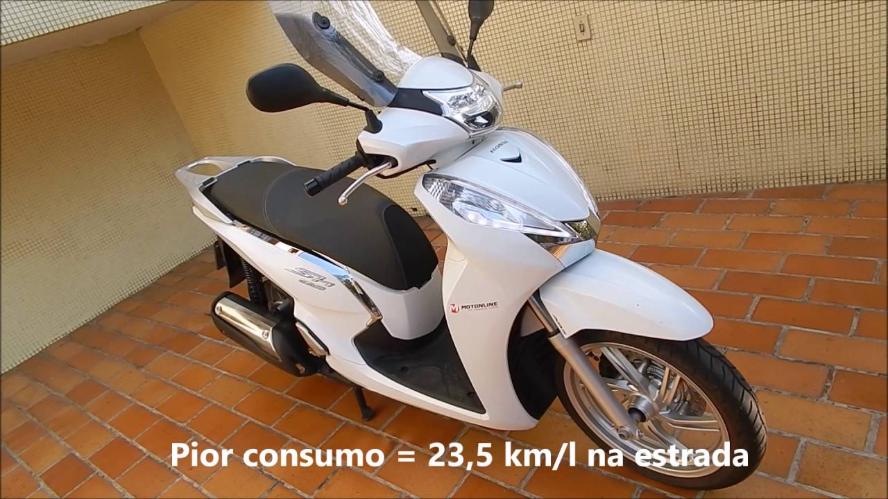 teste scooter honda sh 300i youtube. Black Bedroom Furniture Sets. Home Design Ideas