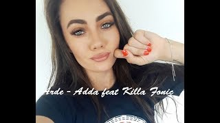 ADDA feat. Killa Fonic - Arde ( cover Beatrice Andoni )