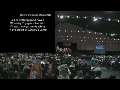 Apostolic Lutheran Church › Sermons