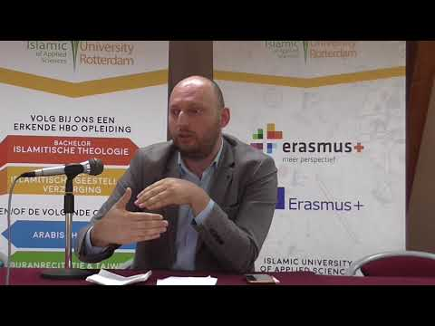 Dr. Mevludin Ibish - Identity Building Out The Ashes Of War: Balkans And Islam