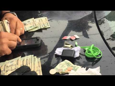 Watch As Harrisburg Police Take Down An Alleged Drug Dealer And Follow Another Dealer Who Fled From