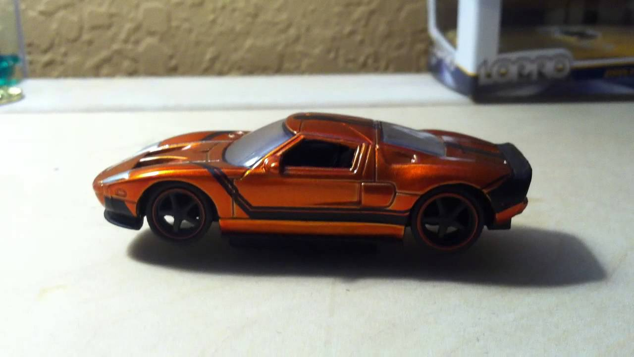 Ford Gt Jada Toys Review