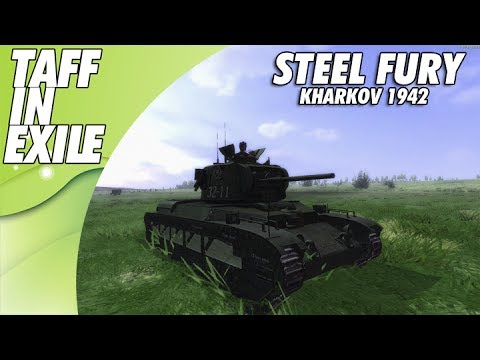 Steel Fury Kharkov 1942 | E2 | Securing The River Crossing