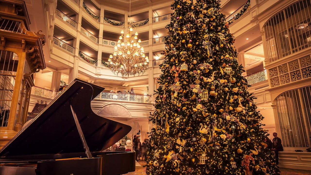 Grand Floridian Christmas Loop - Walt Disney World Resort