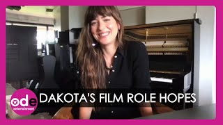 Dakota Johnson Wants To Do More 'Physically Active' Roles