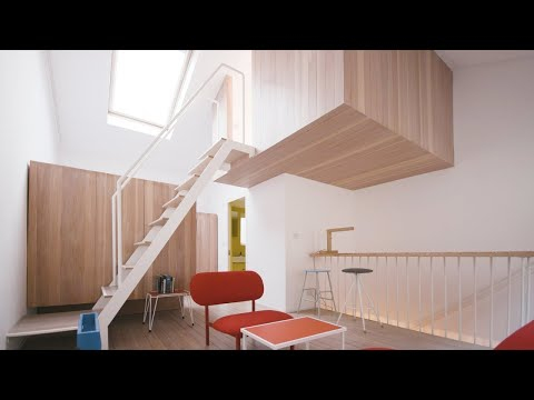 NEVER TOO SMALL ep.14 40m2 Small Town House London