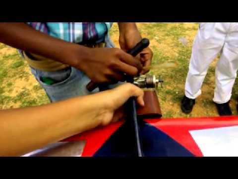 Aeromodelling at Delhi Public School Mysore